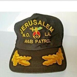 Veteran's Hat Cap Snapback Adjustable Embroidered